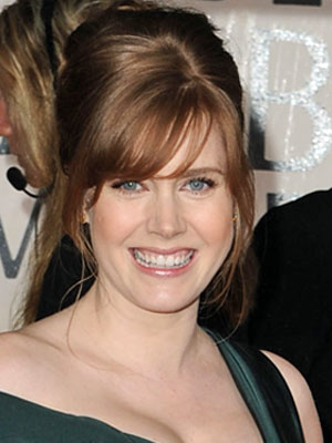 Amy Adams at the 2010 Golden Globe Awards