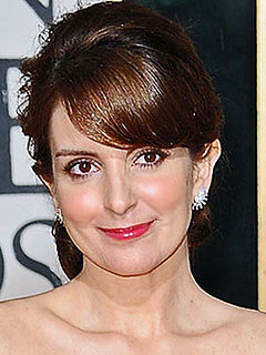 Tina Fey Golden Globes Makeup Tutorial