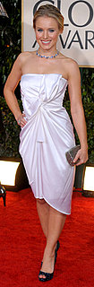 Kristen Bell at 2010 Golden Globe Awards