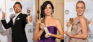 What Was the Biggest Surprise at the 2010 Golden Globes?