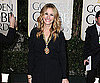 Slide of Julia Roberts at Golden Globe Awards