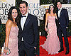 Emily Blunt and John Krasinski at the 2010 Golden Globes 2010-01-17 16:12:52