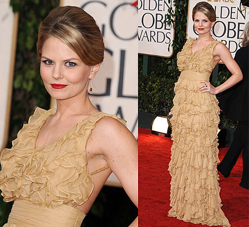 Jennifer Morrison at 2010 Golden Globe Awards