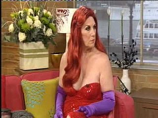 British Woman Gets Jessica Rabbit Plastic Surgery