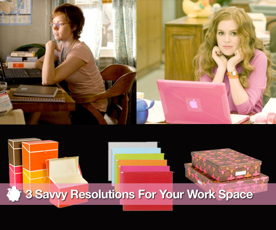 3 Savvy Resolutions For Your Workspace
