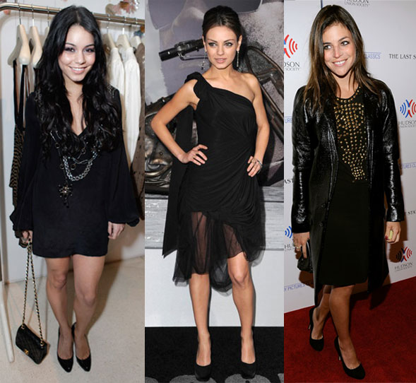 Celebrities in All Black 2010-01-15 13:00:22