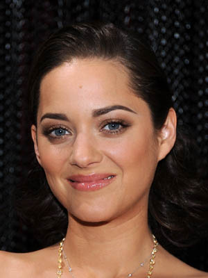 Marion Cotillard at 2010 Critics' Choice Awards