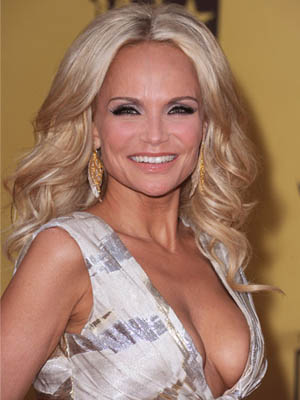Kristin Chenoweth at 2010 Critics' Choice Awards