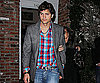 Slide Photo of Demi Moore and Asthon Kutcher in Melrose
