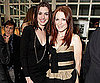 Photo Slide of Anne Hathaway and Julianne Moore Together in LA