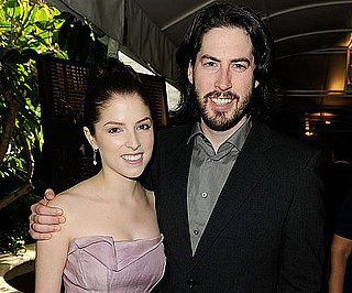 Slide Photo of Anna Kendrick and Jason Reitman Posing Together in LA