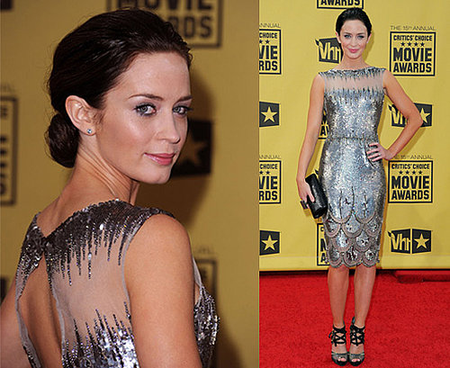 Emily Blunt at 2010 Critics' Choice Awards 2010-01-16 14:54:21