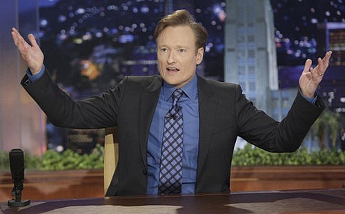 Video of Conan O'Brien Performing Freebird With Will Ferrell on His Final Episode of The Tonight Show