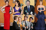 Photos From the 2010 SAG Awards Press Room