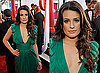 Lea Michele at 2010 SAG Awards