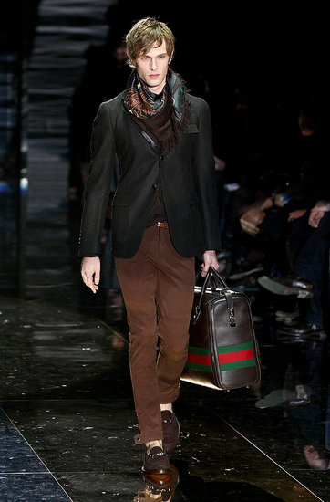 Milan: Gucci Men&#039;s Fall 2010
