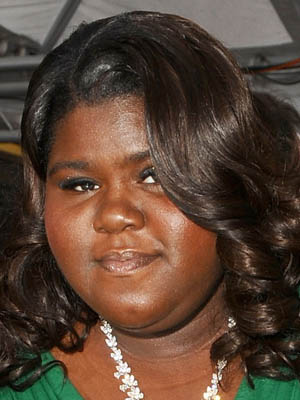 Gabby Sidibe Golden Globes Makeup Tutorial