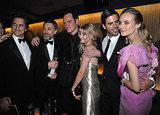Photos of Weinstein Party