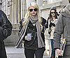 Slide Photo of Taylor Momsen in NYC