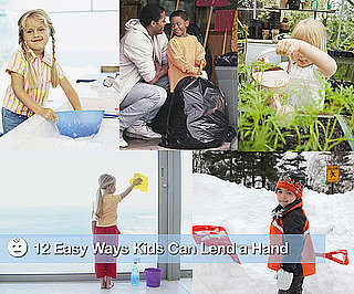 12 Easy Ways Kids Can Lend a Hand