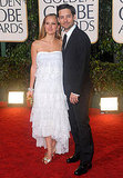 Tobey Maguire and Jennifer Meyer