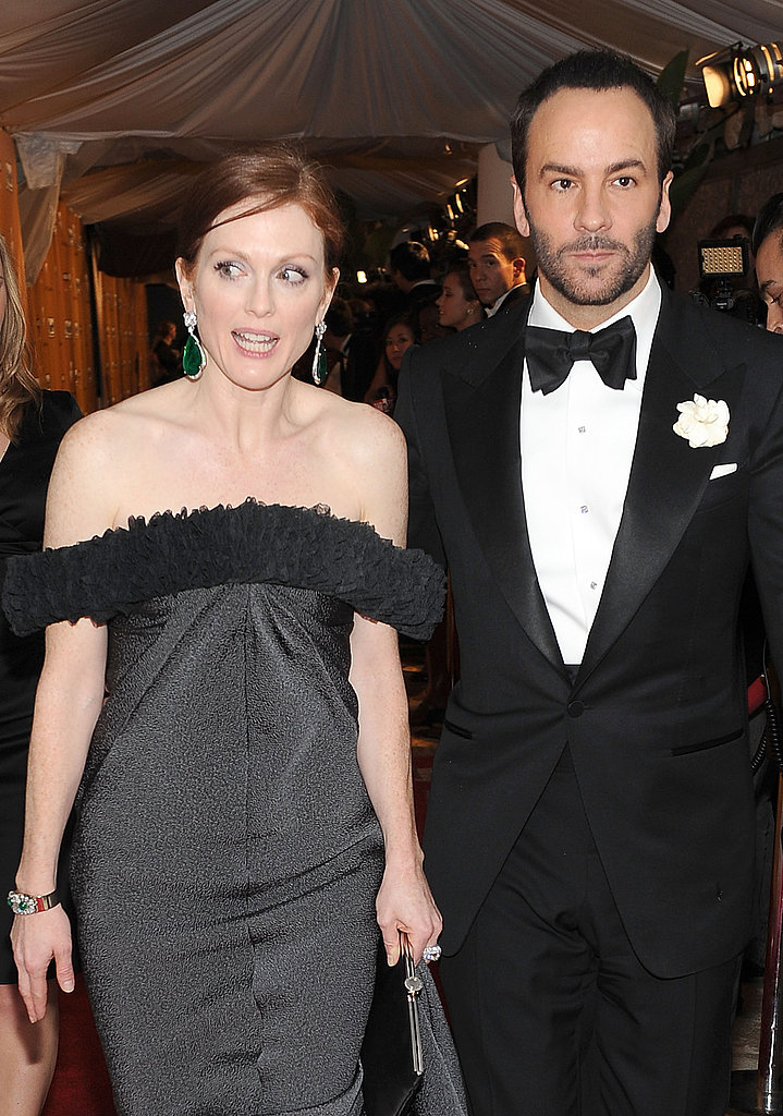 Julianne Moore and Bart Freundlich