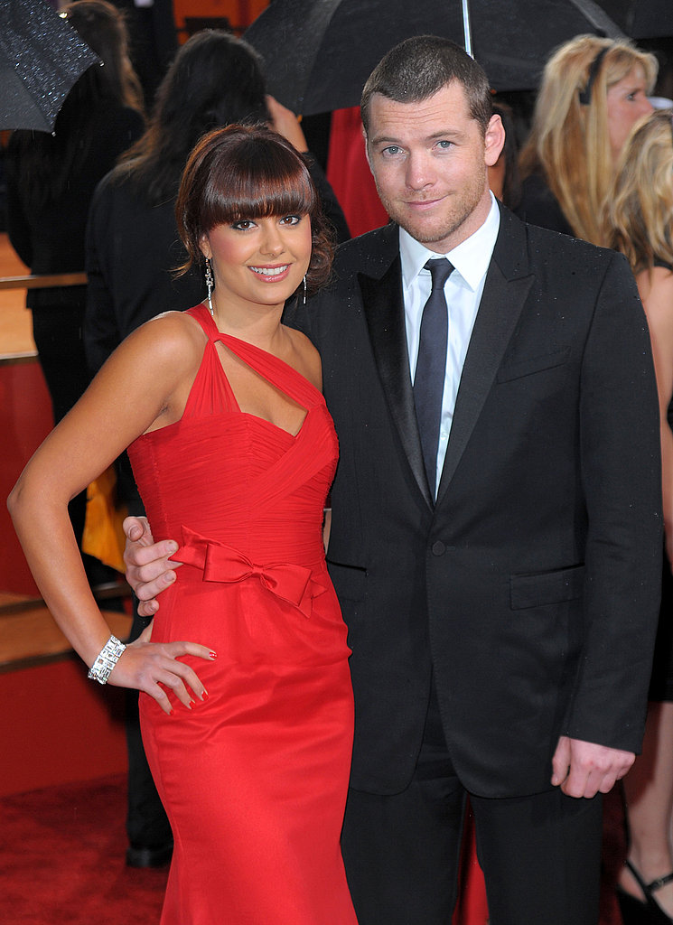 Sam Worthington and Natalie Mark—An Actual Couple!