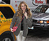 Slide Photo of Whitney Port in NYC