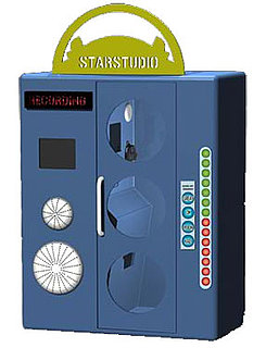 Would You Use a Coin-Operated Karaoke Booth?