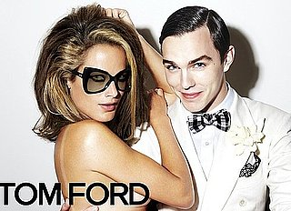 Tom Ford's 2010 Spring Ad Campaign Featuring Carolyn Murphy and Nicholas Hoult 2010-01-19 11:00:08