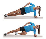 Side Plank With Marching