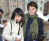 Zoe Kravitz and Carey Mulligan attended the festival together in 2009.