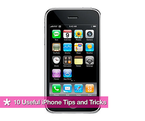 10 iPhone Tips and Tricks