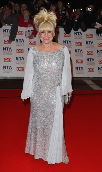 Photos of National Television Awards Red Carpet Women
