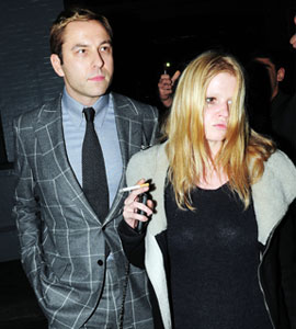 David Walliams Engaged to Lara Stone Pictures 2010-01-20 00:55:03
