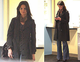 Photos of Katie Holmes in LA Before The Romantics Sundance Premiere