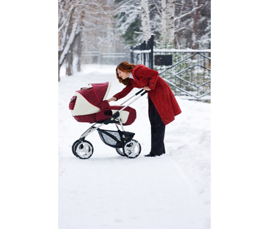 Stroller Buntings for Cold Weather