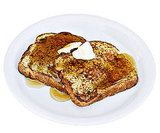 French Toast Slices