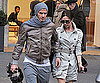 Slide Photo of David and Victoria Beckham in Milan