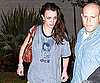 Slide Photo of Britney Spears Leaving Gym in LA