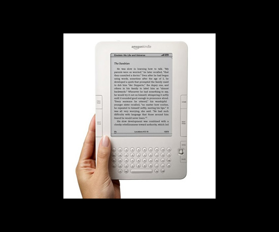 Amazon Opens the Kindle to Developers