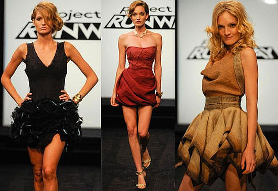 Project Runway Gets Hit With Potato Sacks: Love It or Hate It?