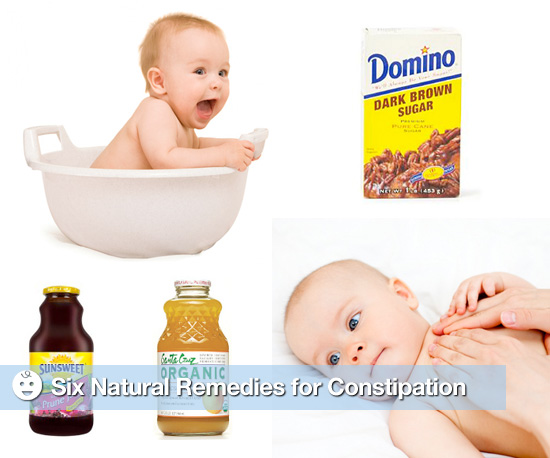 Natural Remedies for Constipation in Babies