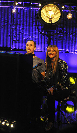 Chris and Beyonce