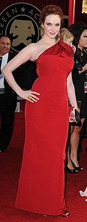 Christina Hendricks Style at the SAG Awards