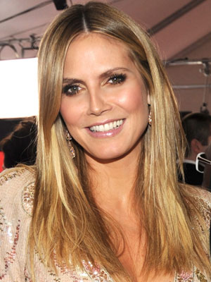 Heidi Klum at Grammys