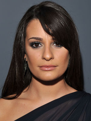 Lea Michele at Grammys