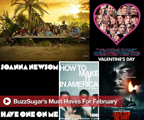 BuzzSugar's Must Haves For February