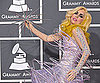 Slide Photo of Lady Gaga at the Grammy Awards