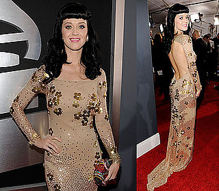 Photos of Katy Perry at the 2010 Grammy Awards 2010-01-31 16:44:36